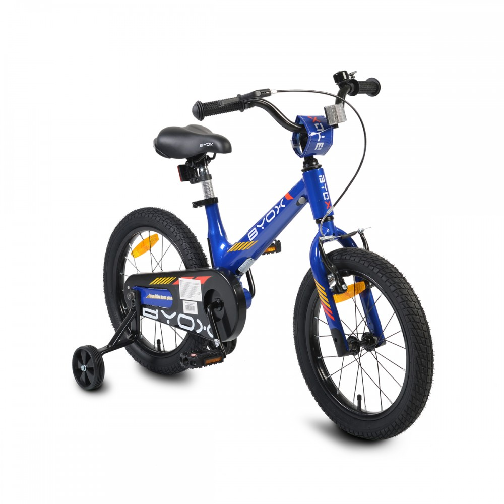"Byox Children's Bicycle 16 "" MG Blue"