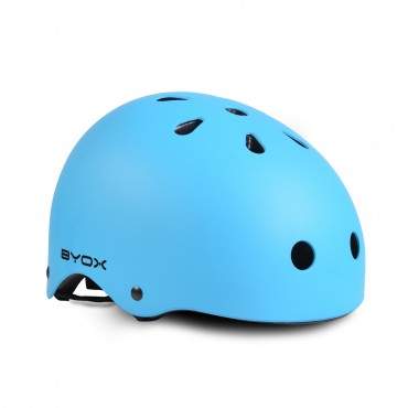 BYOX Children Helmet ( 54-58 cm) Helmet Y09 Blue
