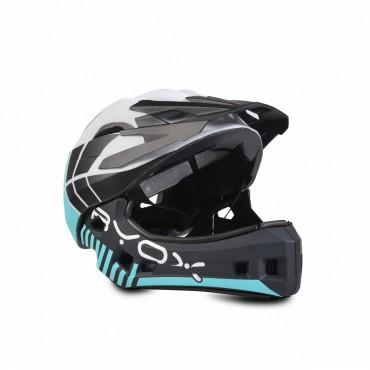 BYOX Children  Full Face Helmet ( 52-56 Cm) LW-103