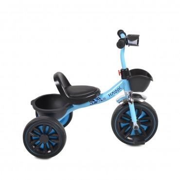 Byox small tricycle Hawk Blue