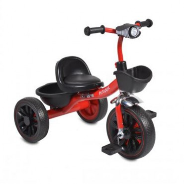 Byox small tricycle Hawk Red