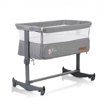 Cangaroo Baby Bassinet Always Together Grey