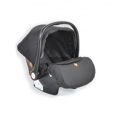 Cangaroo Safety Car Seat 0-13kg Icon Black