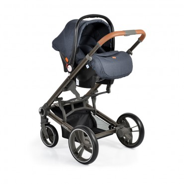 Cangaroo Safety Car Seat 0-13kg Icon Denim
