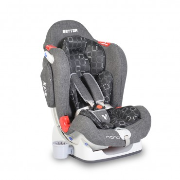 Cangaroo safety car seat 0-25 kg Better, Linen