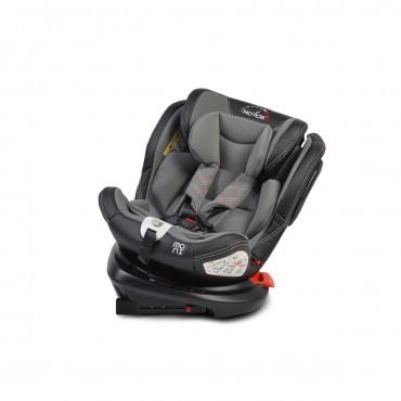 Moni Car Seat  0-36 Kg Motion Grey