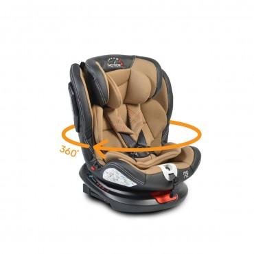 Moni Car Seat 0-36 Kg Motion Beige