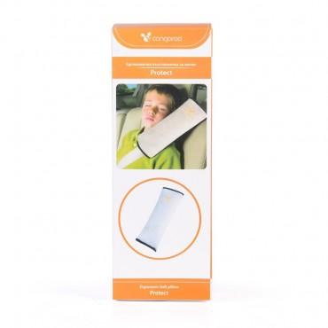 Cangaroo Ergonomic Pillow Protect Black