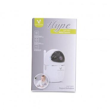 Cangaroo Baby Camera with Wi-Fi/LAN Hype 3800146267858