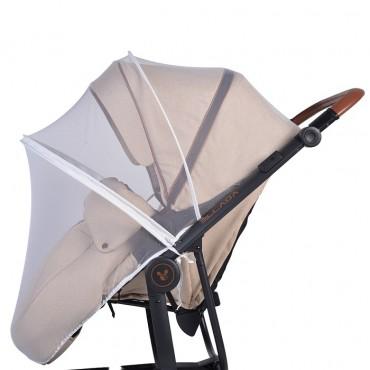 Cangaroo Mosquito Net For Baby Stroller White 3800146267469