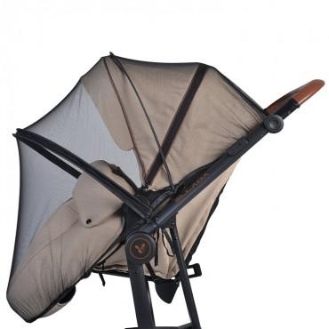 Cangaroo Mosquito Net For Baby Stroller Black 3800146267476