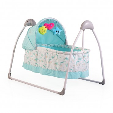 Cangaroo Electric Swing Accent Blue