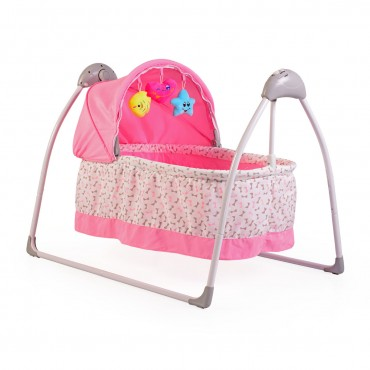 Cangaroo Electric Swing Accent Pink