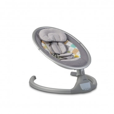 Cangaroo Electric Swing  iSwing  Light Grey