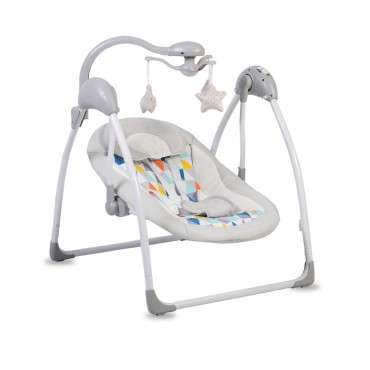 Cangaroo Electric Swing  Jessie Grey