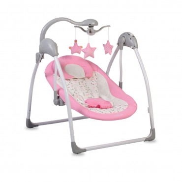 Cangaroo Electric Swing Jessie Pink