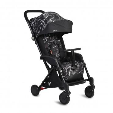 Cangaroo Baby Stroller with aluminium frame Julie Black