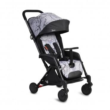 Cangaroo Baby Stroller with aluminium frame Julie White