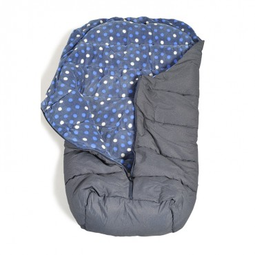Cangaroo Sleeping Bag Cuddle Denim