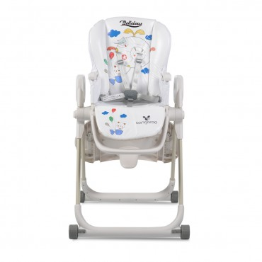 Cangaroo High Chair Delicious Colorful