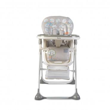 Moni High Chair Hunny Grey