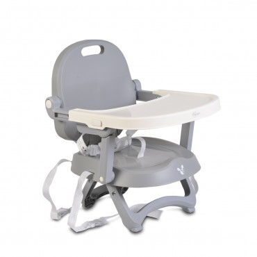 Cangaroo Foldable Chair Papaya Grey