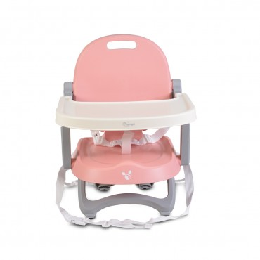 Cangaroo Foldable Chair Papaya Pink