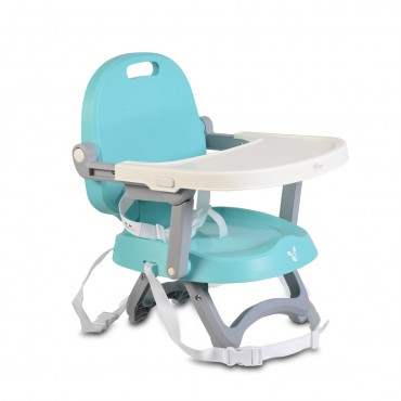 Cangaroo Foldable Chair Papaya Turquoise