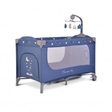 Cangaroo 1-Level Play Yard Once upon a time Jeans