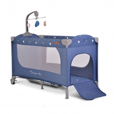 Cangaroo 2-Level Play Yard Once upon a time Jeans