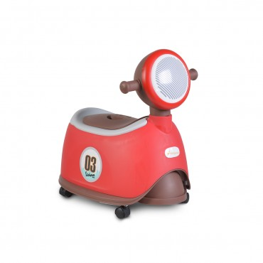 Cangaroo Baby Potty  Vespa 2 in 1 Red