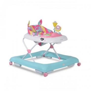 Cangaroo Baby Walker Unicorn Pink