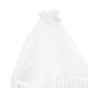 Mosquito net for baby bed 200/540cm Elephant Time 41140000012