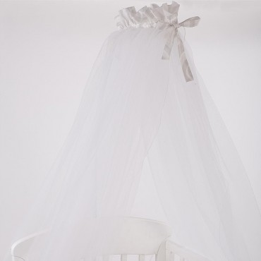 Mosquito net for baby bed 200/540cm Pirates 41140000002
