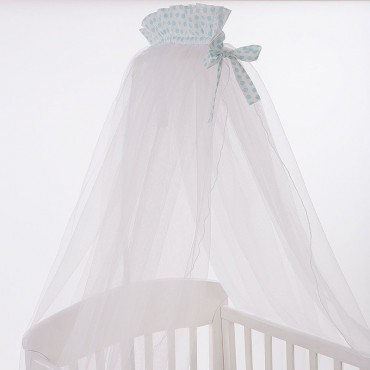 Mosquito net for baby bed 200/540cm Puppy On Balloon 41109070030