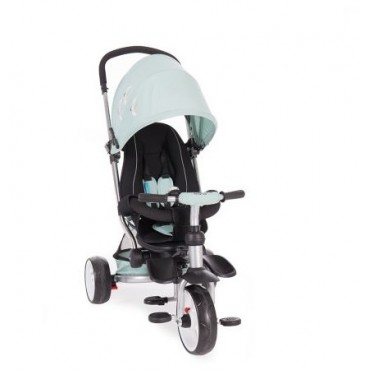 Kikkaboo children's tricycle 3 in 1 Vetta Green Melange Cranes, 31006020081