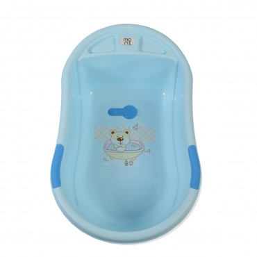 Moni Baby Bathtub Lilly Blue