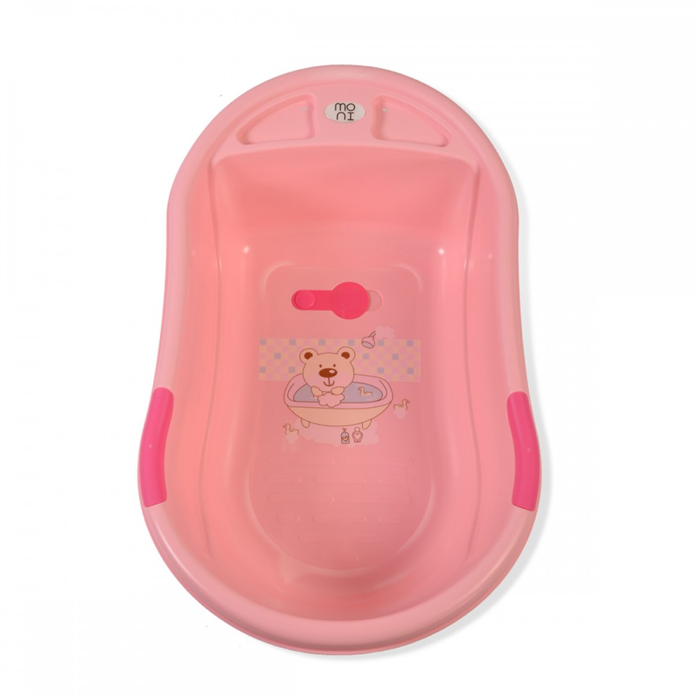 Moni Baby Bathtub Lilly Pink