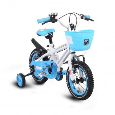 Moni Children's Bicycle 12'' 1290, Blue