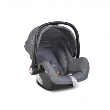 Moni safety car seat 0-13Kg Gala, Black