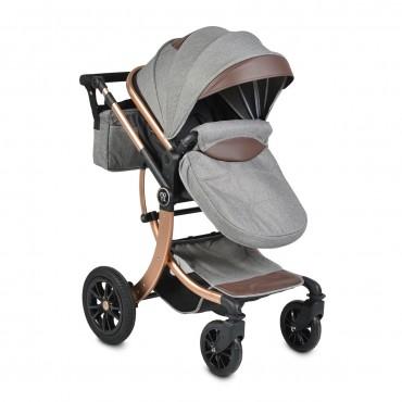 Moni Baby Stroller Sofie Dark Grey