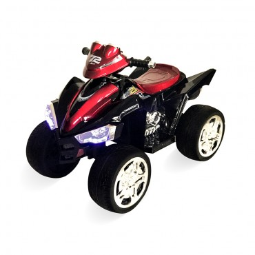 Moni  12V ATV Ready Red