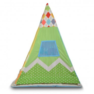 Moni Play Gym Baby Tipi Red