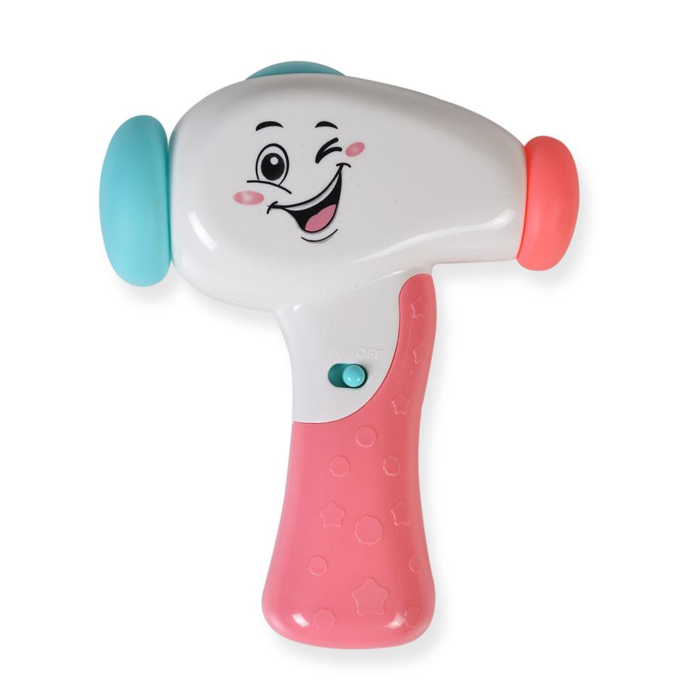 Moni Toys Baby hammer Pink K999-119B