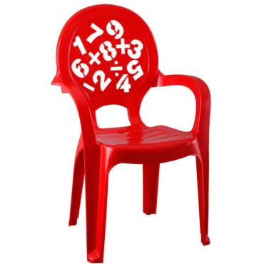 Pilsan Baby Armchair 03412 Red