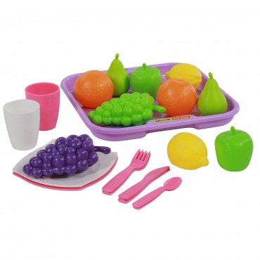 Polesie Food set 21 pcs  46970