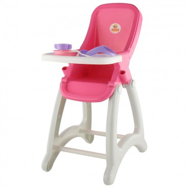 Polesie Doll's High Chair 48004