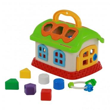 Polesie Sorter Fairy House 48745