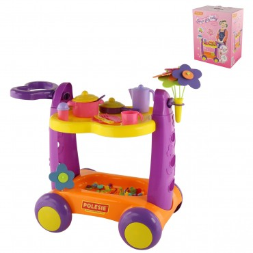 Polesie Serve-n-Play Trolley  4960