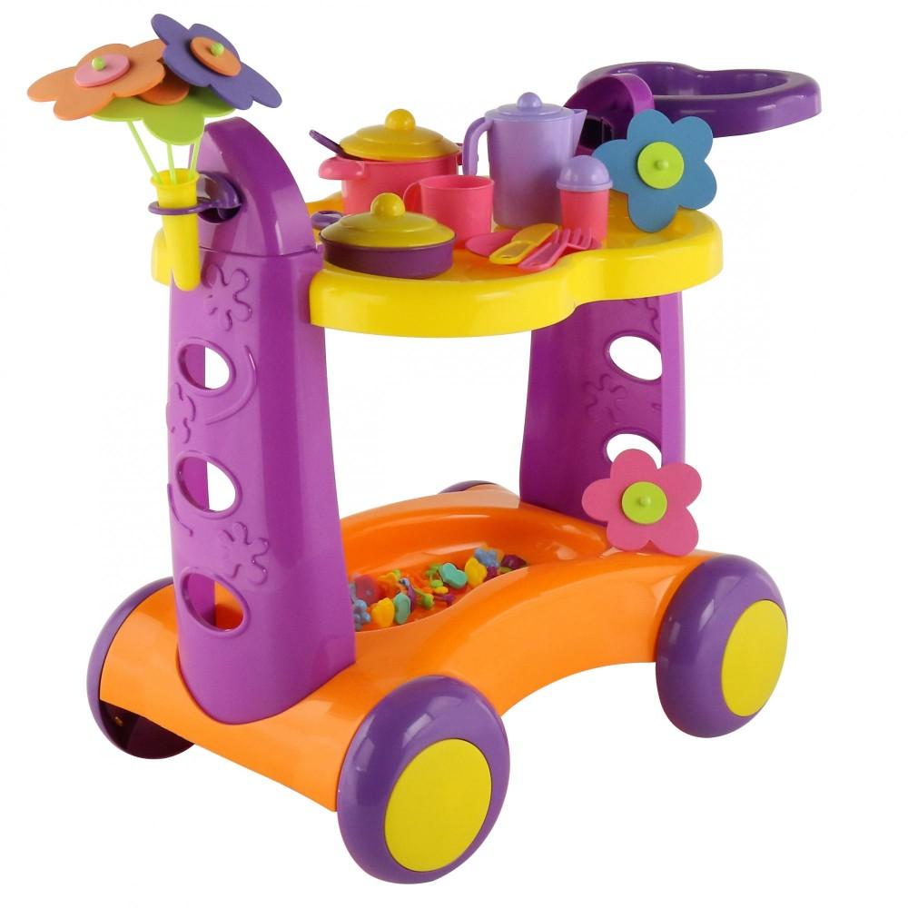 Polesie Serve-n-Play Trolley  4960